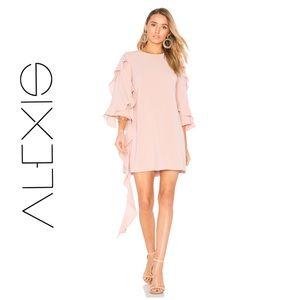 Alexis Dusty Rose Sofie Dress